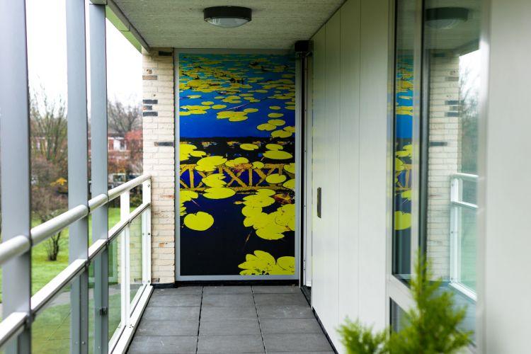 Wilgenstruweel of BrabantWonen end result in hallway