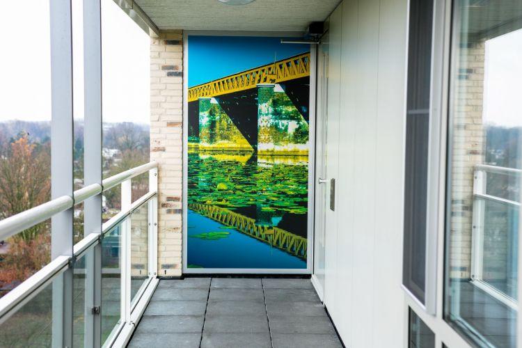 Wilgenstruweel of BrabantWonen end result overview in hallway